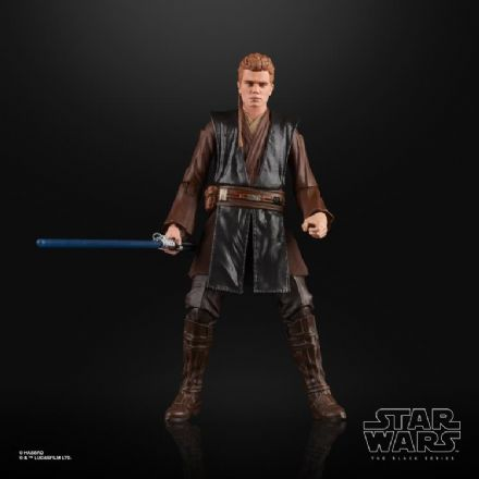 Hasbro Star Wars Black Series Anakin Skywalker (Attack of the Clones) Action Figure